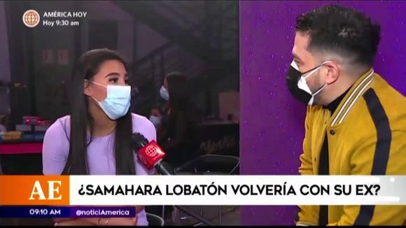 Samahara promises that Melissa Klug will not put Botox: