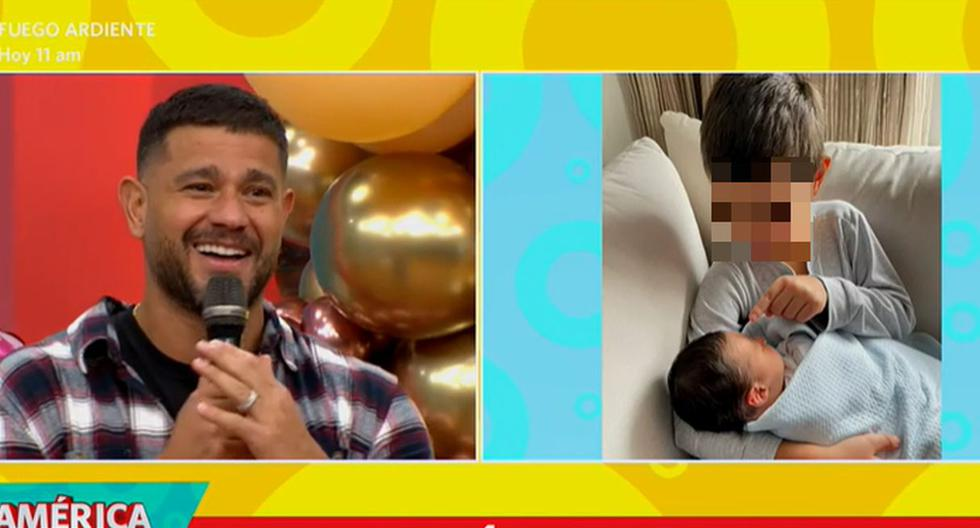 Yako Eskenasi Liam admits to choosing his little brother's name Video |  Entertainment |  NTC |  Views