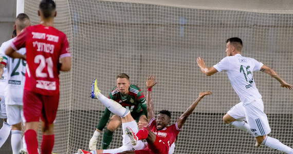 Hapoel Beersheba smashed Olsk Wroclaw 4-0!  The end of the cups, fatal errors in defense