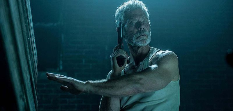 Don't Breathe 2 (2021) - review, movie review (UIP).
