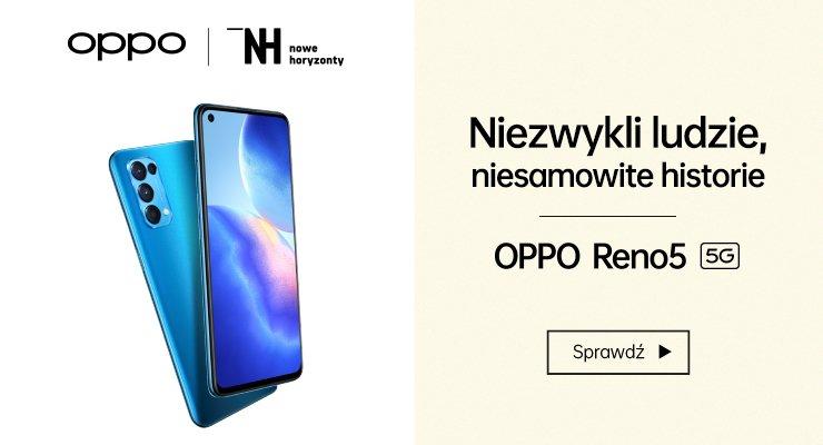 Oppo - New Horizons 2021