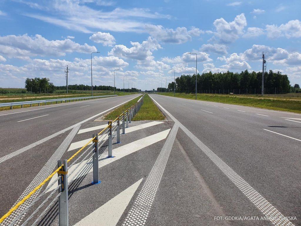 The S11 road in southern Wielkopolska is about 7 km longer than today
