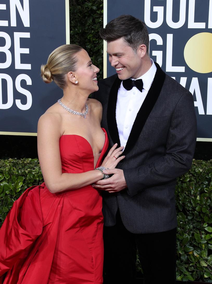 Scarlett Johansson I am lovable jej / ForumG Gwiazd / Agencja FORUM