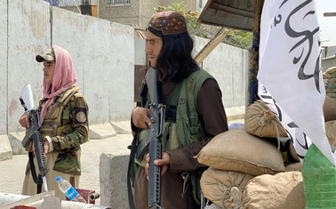 Taliban: There will be no democracy.  There will be sharia in Afghanistan