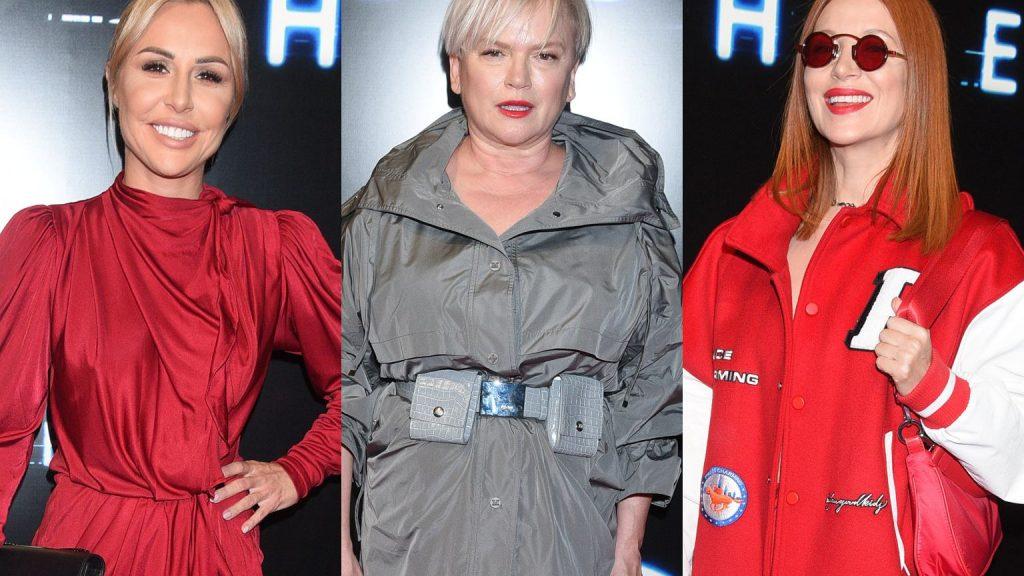 "Blanca Lipska, Katarzina Figora, Alexandra Popawska and other stars starred at the premiere of ""The End"""