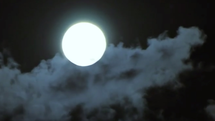 The rare full moon of 2021 shines in our sky this weekend