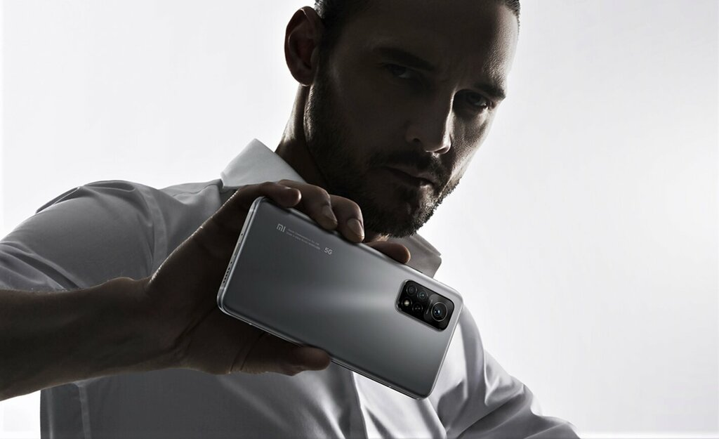 Xiaomi 11T - price and specifications.  It'll be a big hit