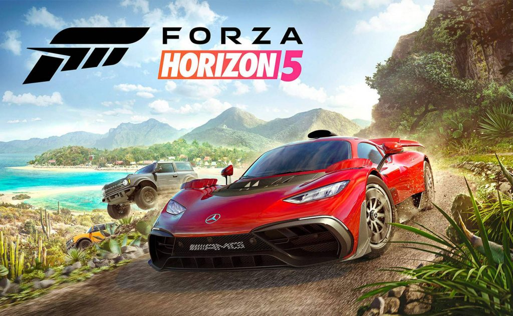 Forza Horizon 5: How to play z Gamescom 2021