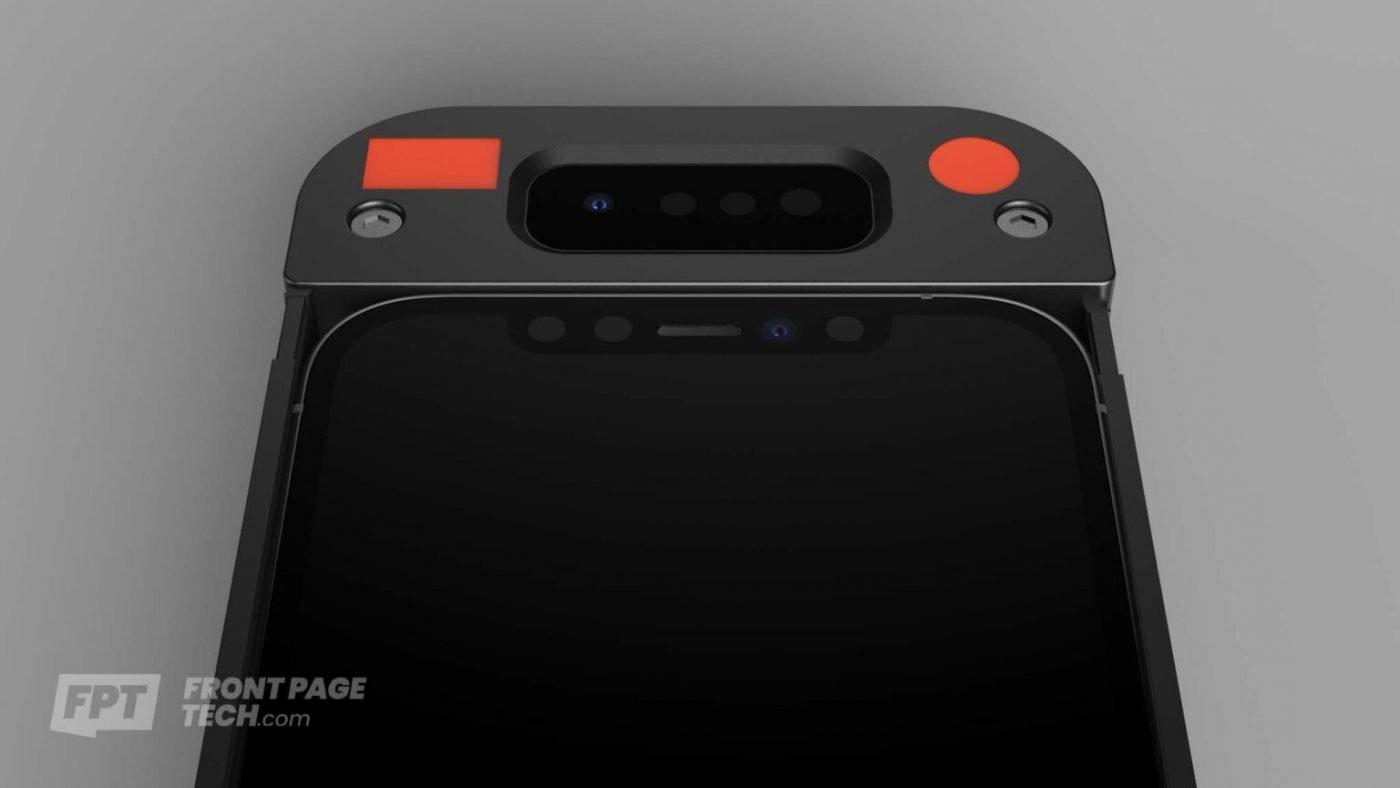 smartfon apple iphone prototype smartphone face id