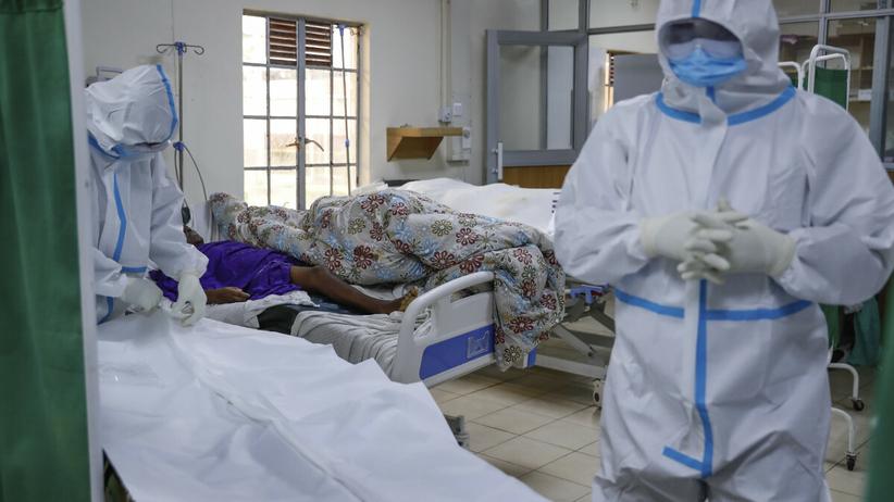 nowy wariant koronawirusa w RPA