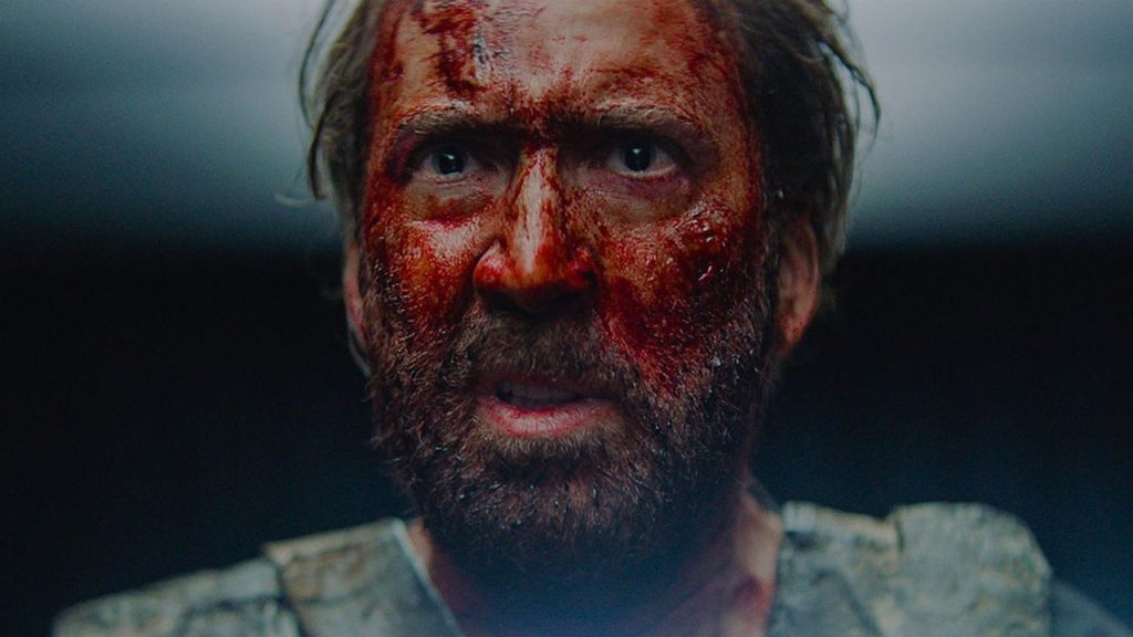 A fan of Nicolas Cage??  Create hyper-realistic masks for an actor for sale