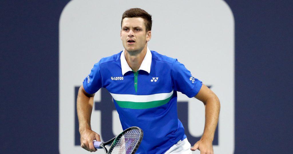 ATP Toronto: Hubert Hurkacz qualified for the quarter-finals.