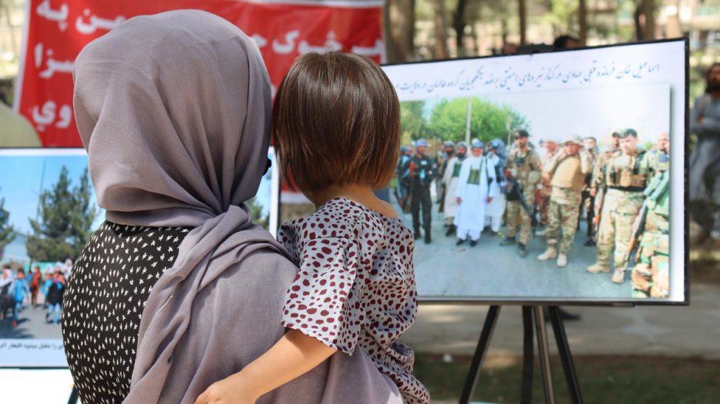 Afghanistan, Taliban attack.  Jagoda Grondecka atmospheric in Kabul