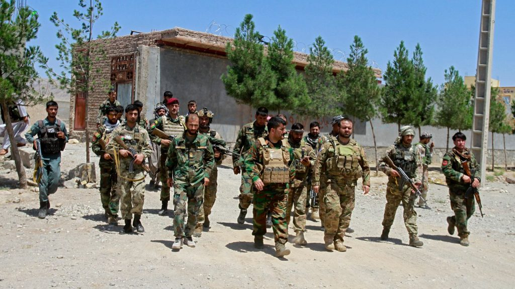 Afghanistan.  The Taliban offensive in the north of the country is accelerating.  The US Embassy calls on Americans to flee    News from the world