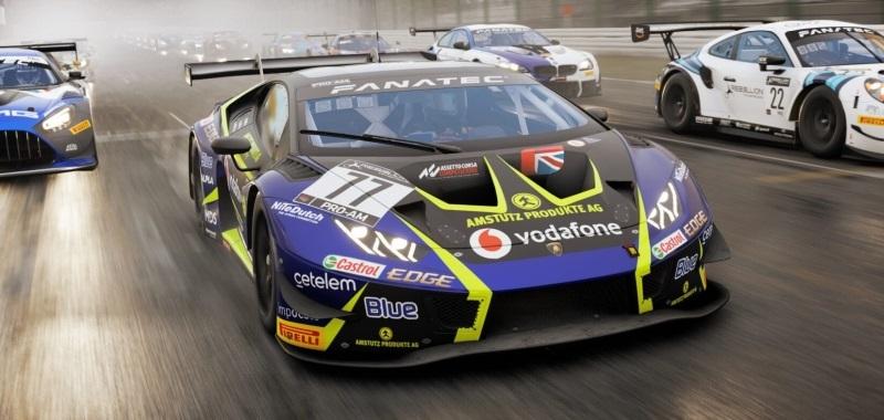 Assetto Corsa Competizione on PS5.  The developers revealed the details and revealed the Assetto Corsa Mobile
