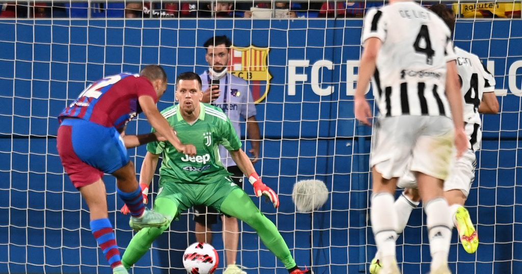 Barcelona vs Juventus: The Catalan Duma win overshadowed Messi's departure