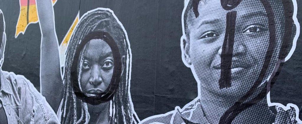 Black Lives Matter fresco destroyed in Quebec