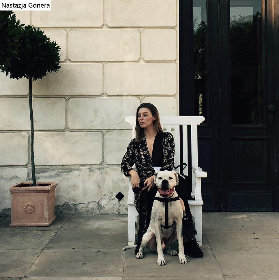 Jolanta Fraszyńska and Robert Gonera's daughter, Nastasja Gonera, has a chance to win an Oscar