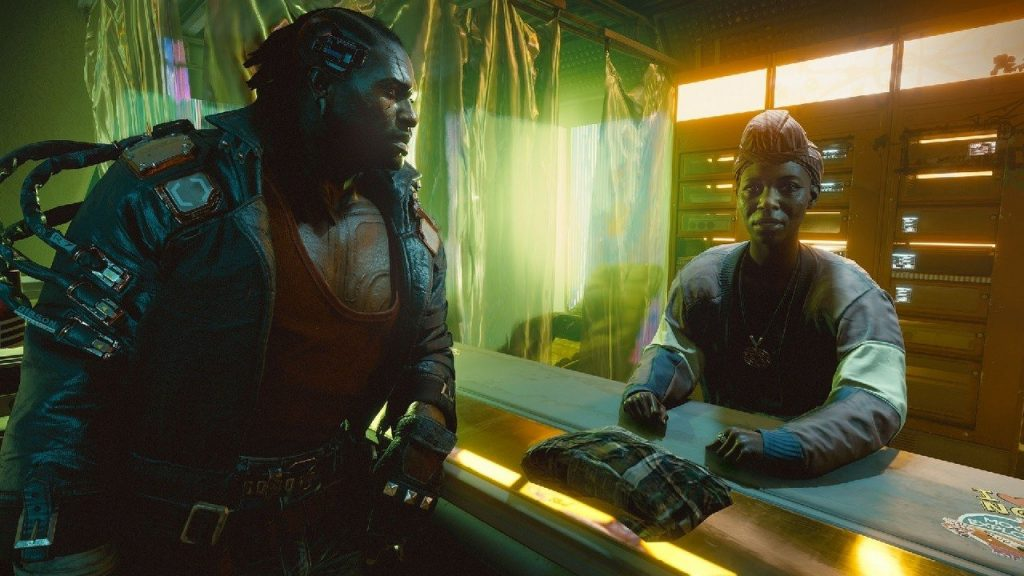 Cyberpunk 2077 is out of the list of most downloaded games from the PS Store