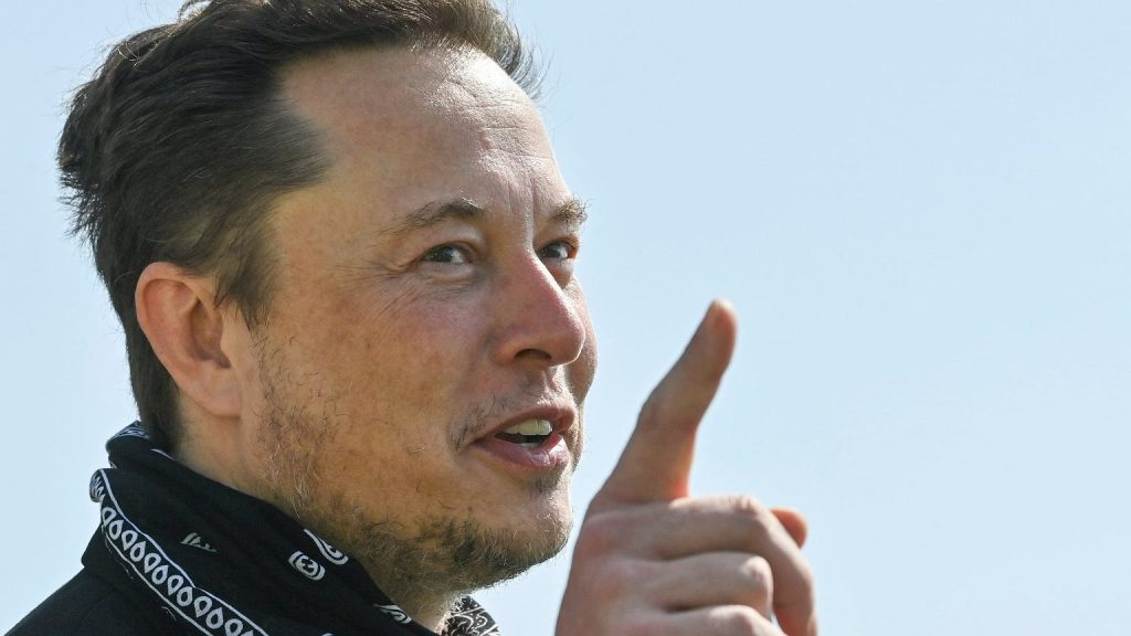 "Elon Musk announced his first orbital flight.  ""In a few weeks"""