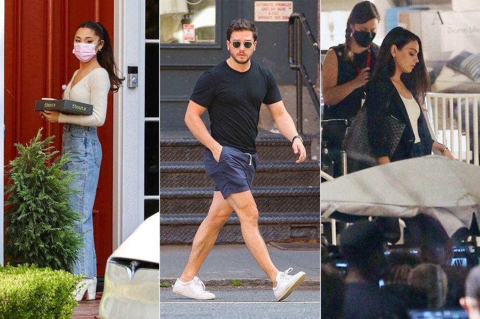 Haryana Grande, Kid Harrington, Mila Kunis ... Summer of Stars