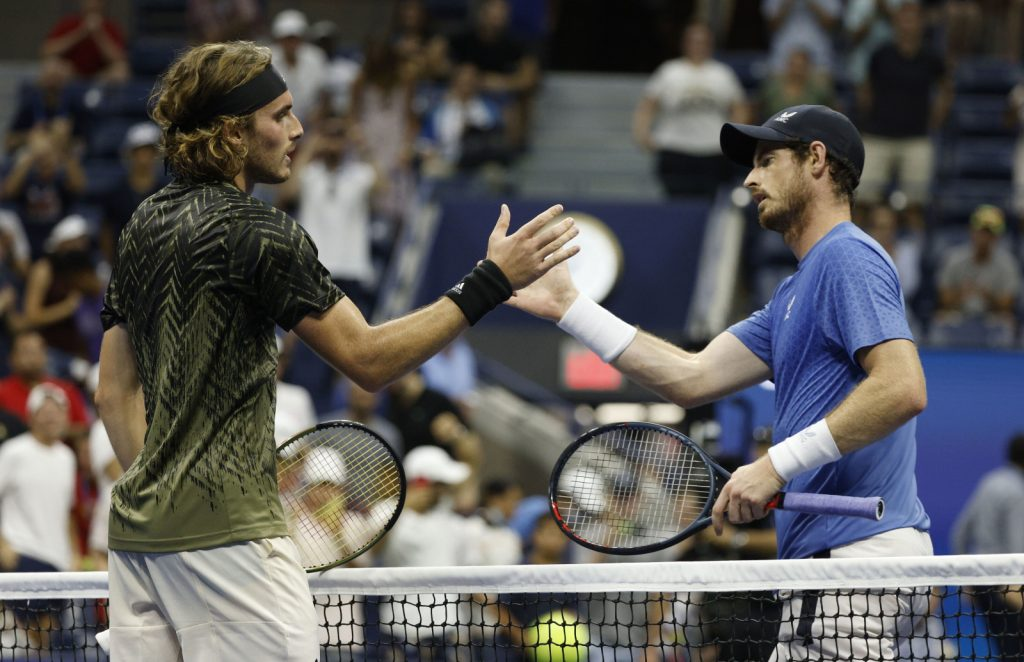 """""""I lost respect for him.""""  It's hot after an injury in the first round of the US Open"""