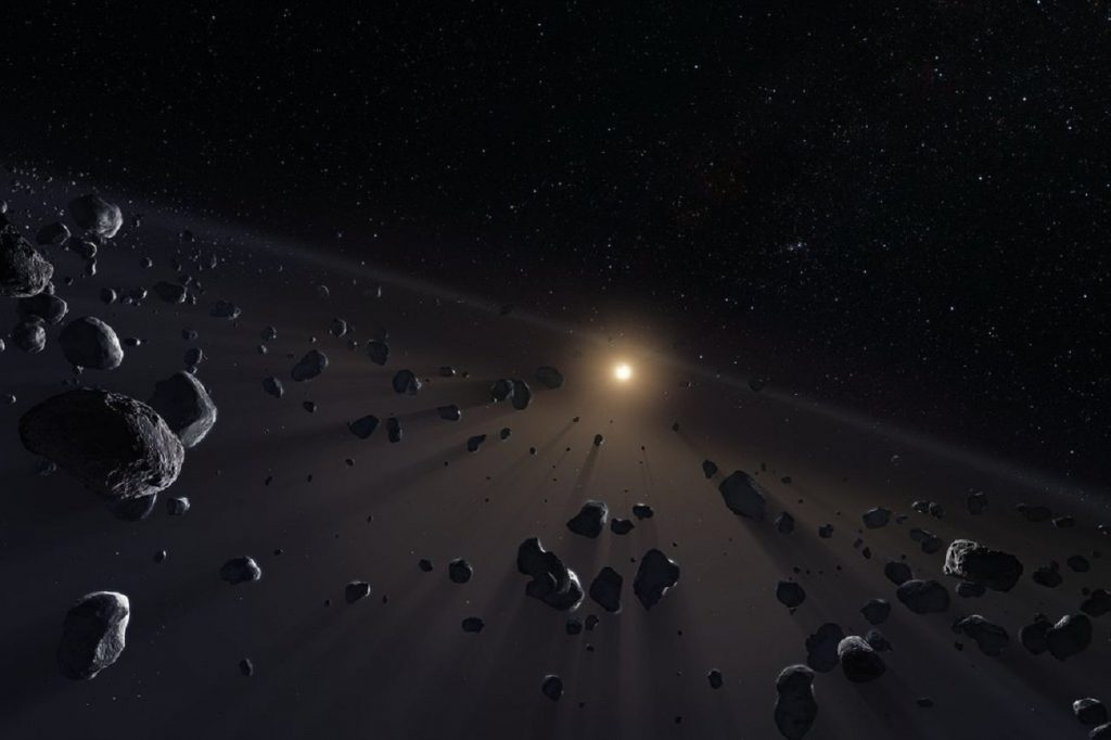 Interstellar objects in the solar system can be very common
