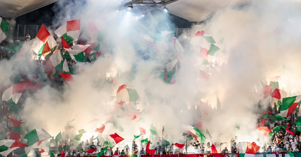 Legia - Dynamo.  Croatian media announce riots before Legia match