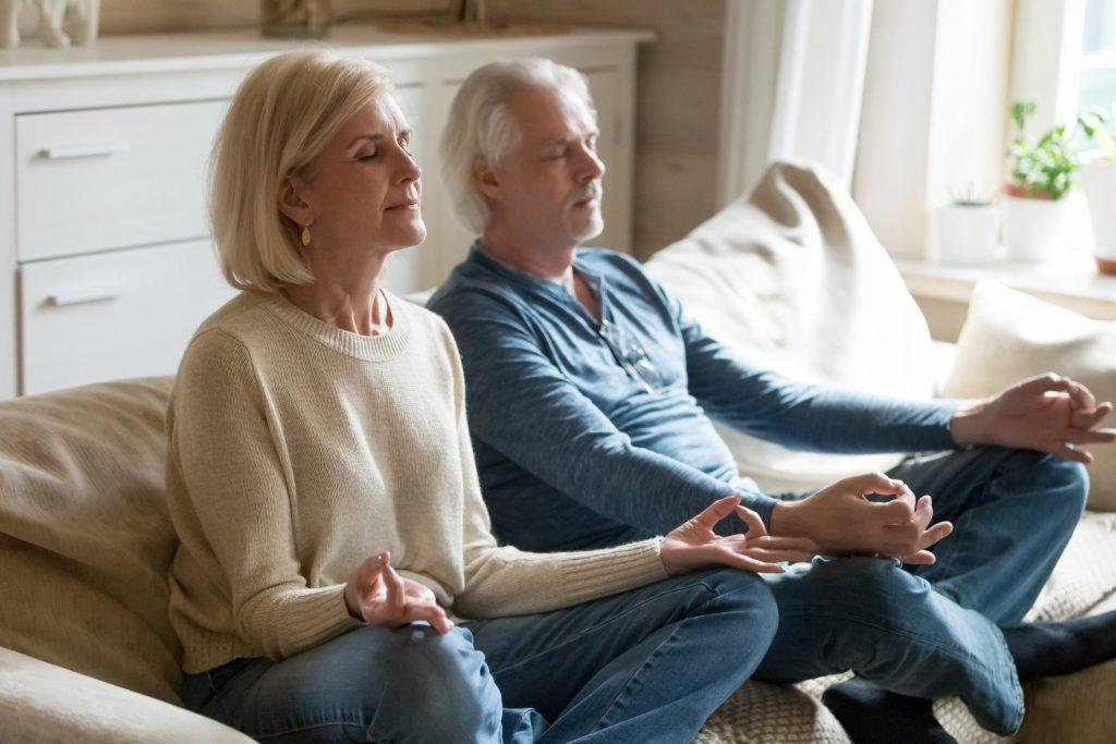 Mindfulness - Mindfulness training improves cognitive function in older adults