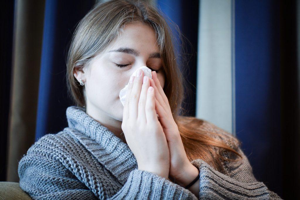 Most respiratory viruses spread through aerosols