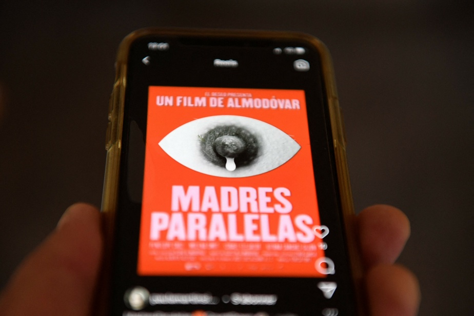 """Naked Rules    Instagram """"sorry"""" after withdrawing poster for Almodovar's next film"""