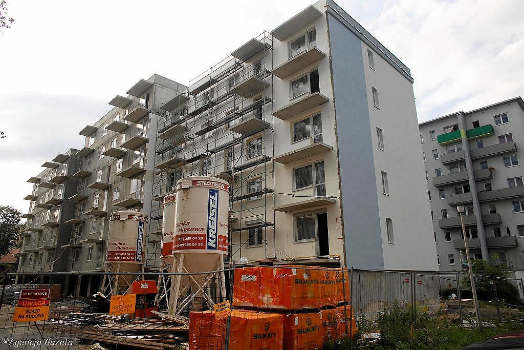 Prices are still high pjd?  Large foreign funds buy real estate in Poland