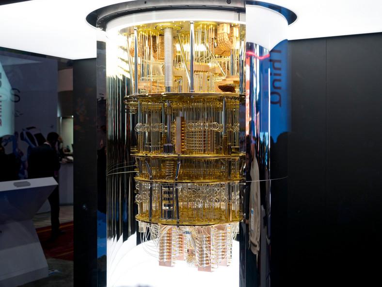 Las Vegas quantum computer