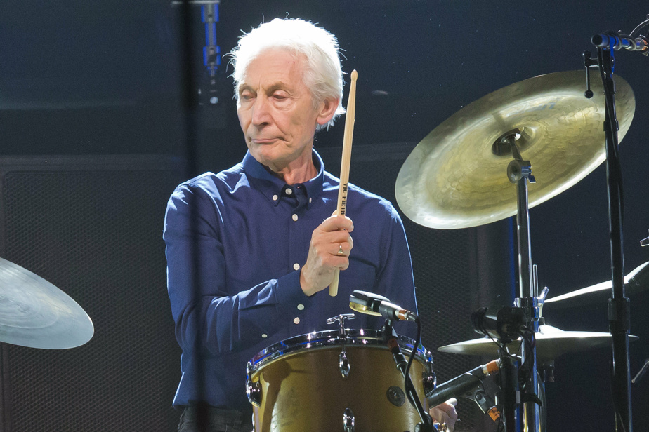 Rolling Stones drummer Charlie Watts is dead