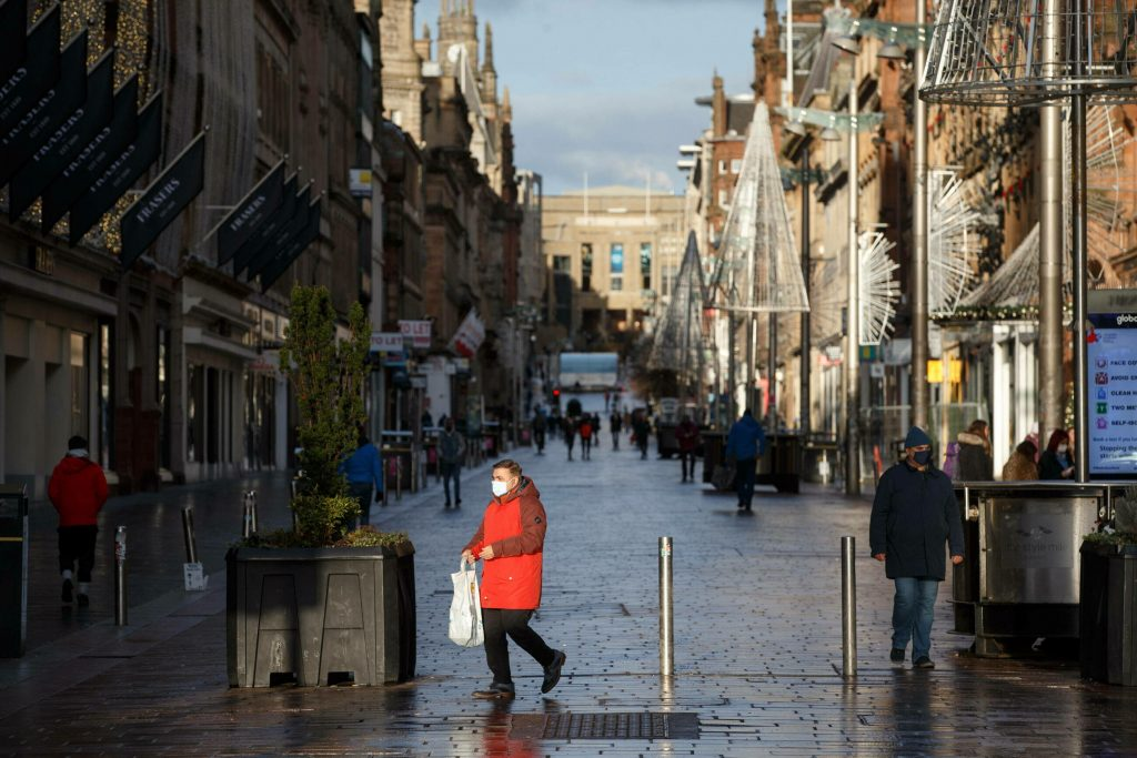 Scotland will conduct its own investigation into the government's response to the pandemic