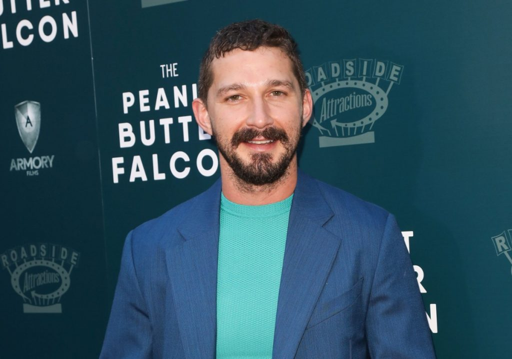 The return of Shia LaBeouf?  He will play the role of young Padre Pio in the movie Abel Ferrara
