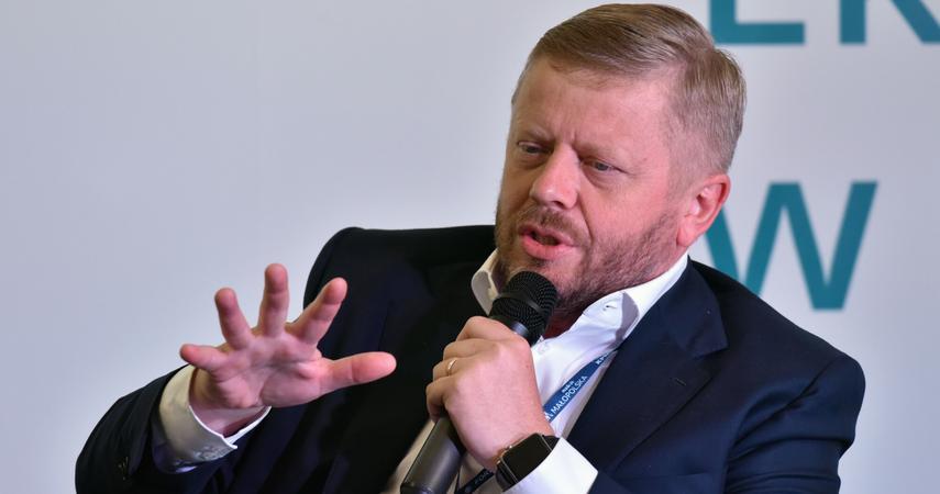 "The work is straightforward.  ""Lex TVN will hurt the Polish economy"""