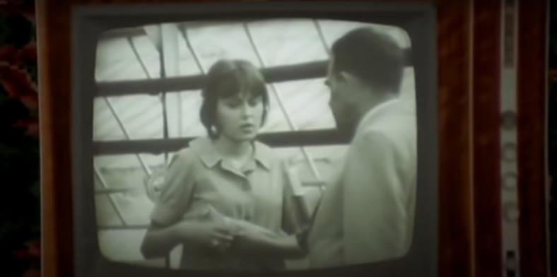 """Elżbieta Czajkowska as Krysia w """"There are no strong"""" (1974)"""