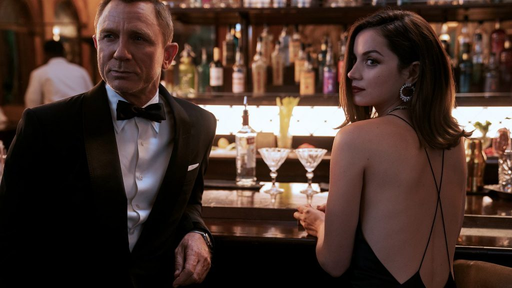 """""""Time never dies.""""  We know the dates of the new James Bond release.  Daniel Craig will play the iconic agent for the last time"""