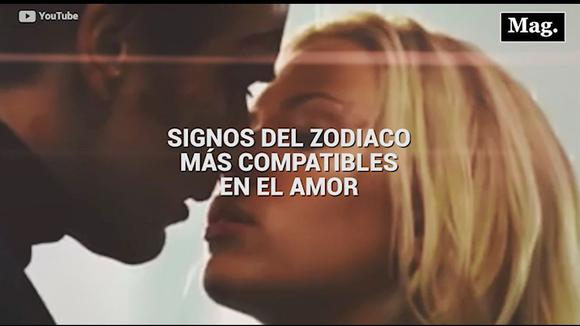 Compatible signs of love