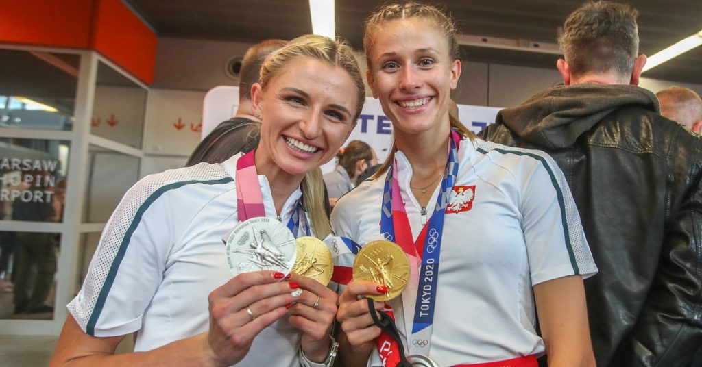 Tokyo 2020. Who are the highest paid Poles?  What is the price?  Show amounts