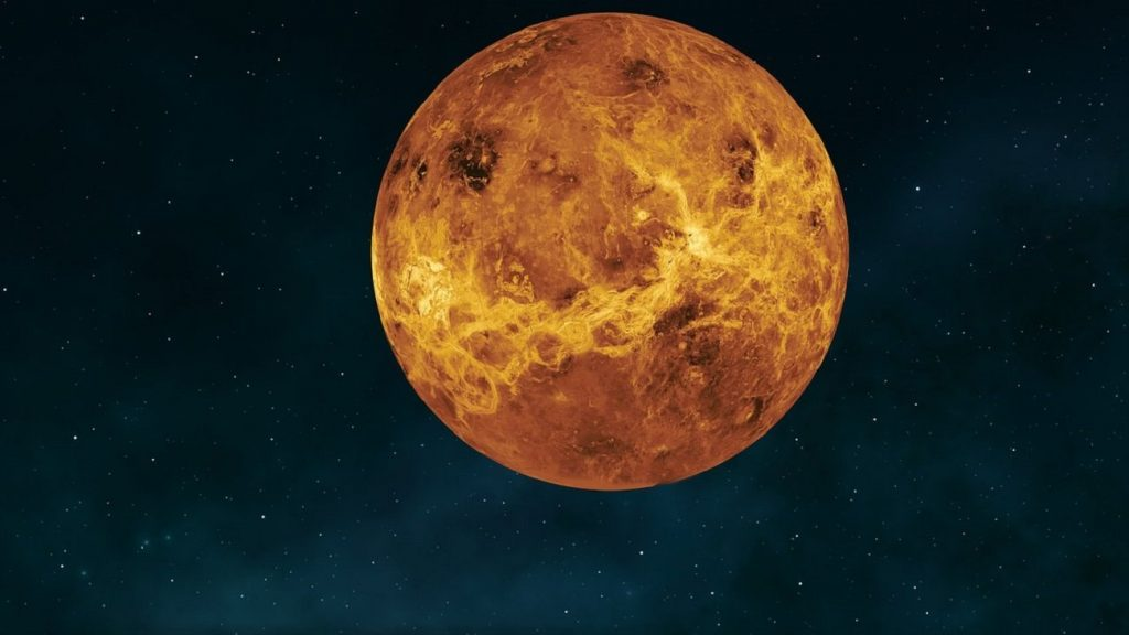 Two probes passed around Venus recently.  Now we have their tapes