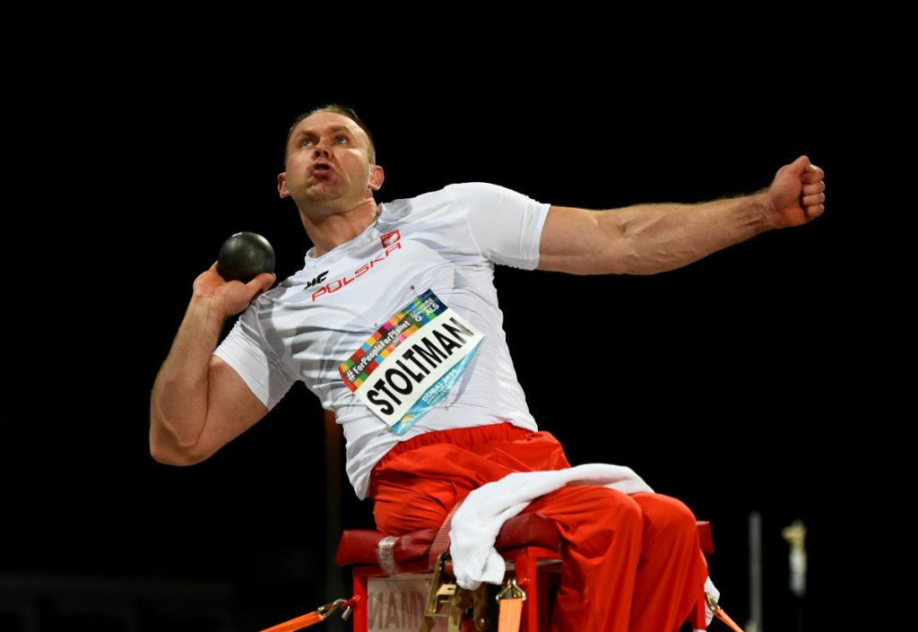 We have gold in the Paralympics!  And this is not the only success of the Poles