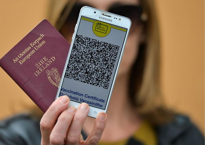 What will happen to a covid passport after the expiration date?