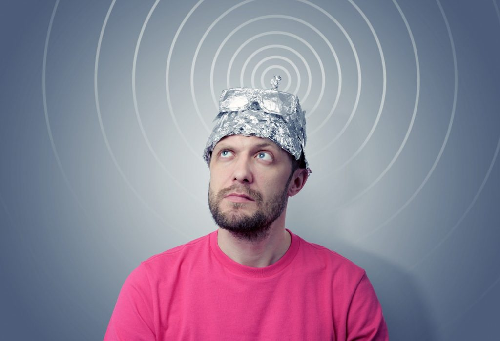 Who believes in conspiracy theories?  People with these personality traits dominate