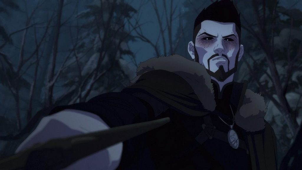 Wit??  min: Bane of the Wolf - The first reviews of the cartoon appeared