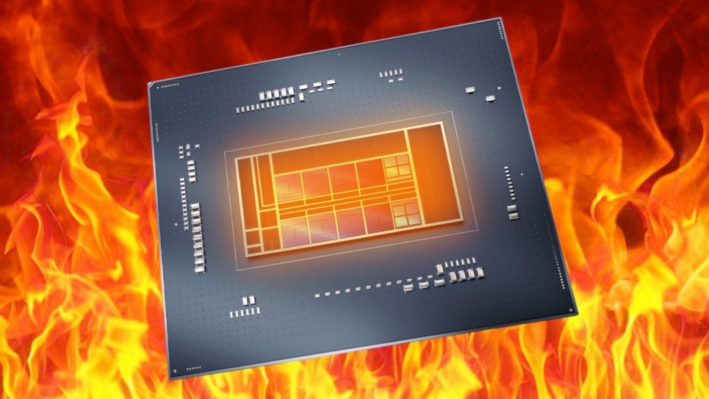 i9-12900K is a hot beast?  First tests leaked