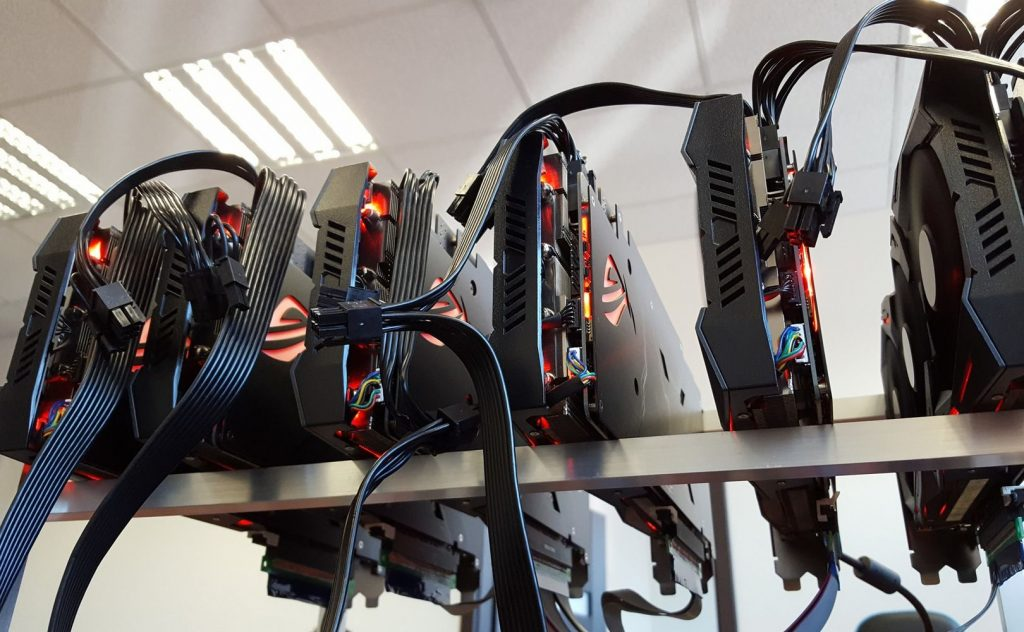 Radeon RX 6000 cards go to crypto miners