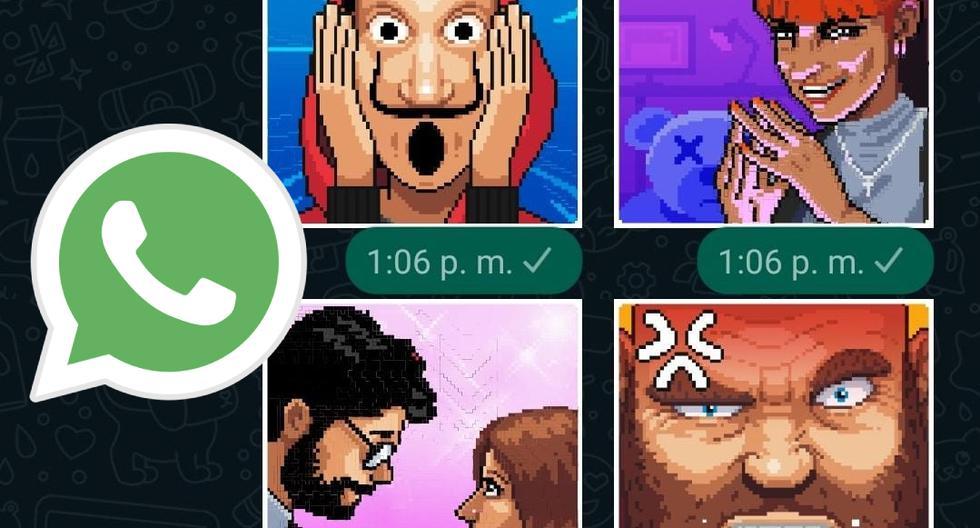 WhatsApp: Steps to get 'La Casa de Papal 5' stickers    Game-game