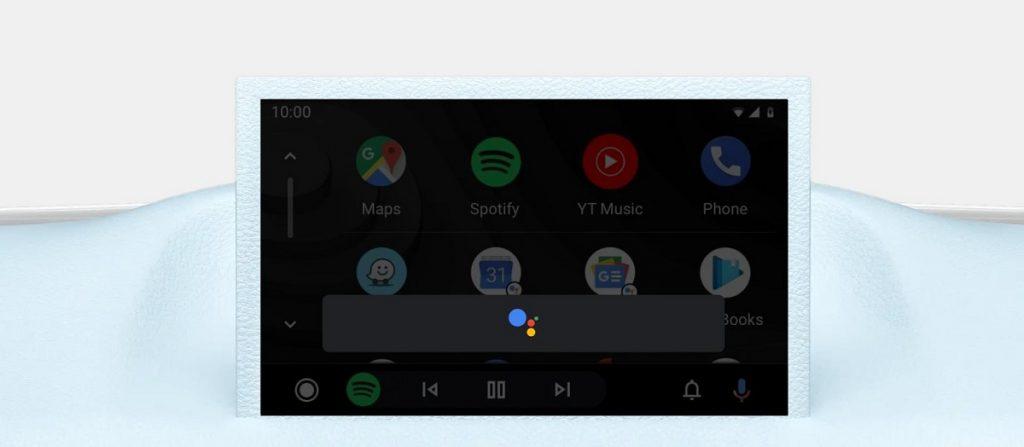 google usprawnia funkcję android auto